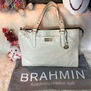 Authentic Brahmin tote bag